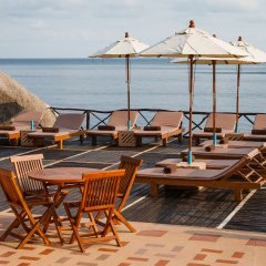 Отель Mango Bay Boutique Resort пляж