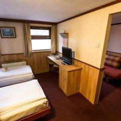 Fortuna Boat Hotel and Restaurant удобства в номере