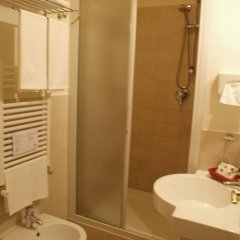Отель Il Giardino di Albaro Италия, Генуя - отзывы, цены и фото номеров - забронировать отель Il Giardino di Albaro онлайн ванная
