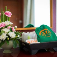 Отель Apk Resort 3* Стандартный номер фото 18