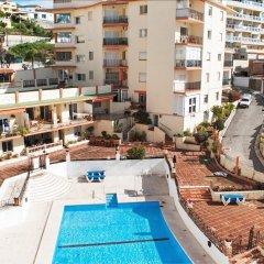 Апартаменты Beachfront Vacation Apartment in Fuengirola Ref 102 Фуэнхирола бассейн