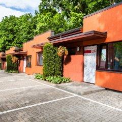 Отель Motel Autosole парковка фото 2