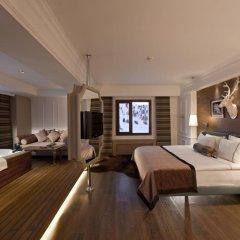 Kaya Palazzo Ski & Mountain Resort Турция, Болу - отзывы, цены и фото номеров - забронировать отель Kaya Palazzo Ski & Mountain Resort онлайн комната для гостей фото 5