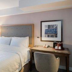 Отель Hampton Inn Madison Square Garden Area Hotel США, Нью-Йорк - 1 отзыв об отеле, цены и фото номеров - забронировать отель Hampton Inn Madison Square Garden Area Hotel онлайн комната для гостей фото 4