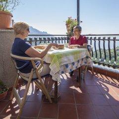 Отель Il Rifugio del Poeta Италия, Равелло - отзывы, цены и фото номеров - забронировать отель Il Rifugio del Poeta онлайн балкон