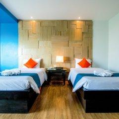 Отель Sea Breeze Jomtien Resort комната для гостей фото 13