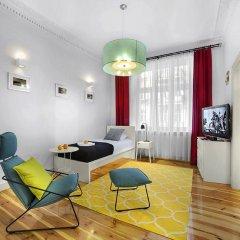 Отель Apartamenty Pomaranczarnia Познань комната для гостей фото 2