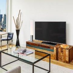 Отель Indigo Lower East Side New York, an IHG Hotel США, Нью-Йорк - отзывы, цены и фото номеров - забронировать отель Indigo Lower East Side New York, an IHG Hotel онлайн комната для гостей фото 5