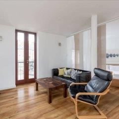 Апартаменты Silver Lining - Mile Apartments Эдинбург комната для гостей фото 4