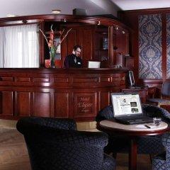 Отель Elysee Чехия, Прага - отзывы, цены и фото номеров - забронировать отель Elysee онлайн гостиничный бар