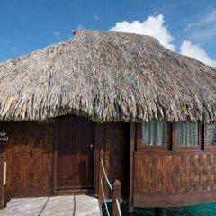 Отель Maitai Polynesia Французская Полинезия, Бора-Бора - отзывы, цены и фото номеров - забронировать отель Maitai Polynesia онлайн приотельная территория фото 2