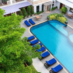 Отель Lasalle Suites & Spa балкон