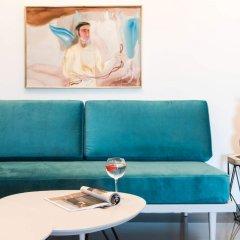 Отель Marvarit Suites Греция, Остров Санторини - отзывы, цены и фото номеров - забронировать отель Marvarit Suites онлайн комната для гостей фото 5