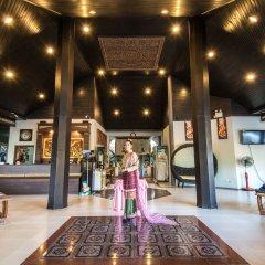 Отель Luckswan Resort интерьер отеля фото 2