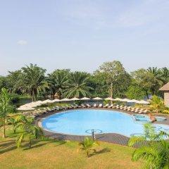 Отель The Royal Senchi Акосомбо бассейн