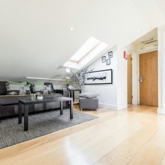 Отель Cosy 1 bedroom in Belsize Park Великобритания, Лондон - отзывы, цены и фото номеров - забронировать отель Cosy 1 bedroom in Belsize Park онлайн фото 3