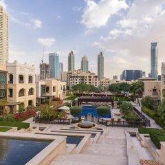 Отель Maison Privee - Burj Khalifa Community Дубай бассейн фото 2