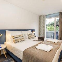 Отель Allegro Madeira-Adults Only Португалия, Фуншал - отзывы, цены и фото номеров - забронировать отель Allegro Madeira-Adults Only онлайн комната для гостей фото 4