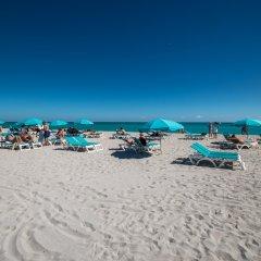Отель The Plymouth South Beach пляж