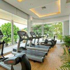 Отель Grand Mercure Phuket Patong фитнесс-зал фото 4
