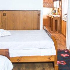 Отель Castle Park Берат комната для гостей