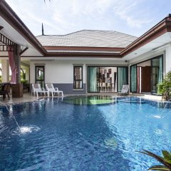 Отель Thammachat P2 Laima Bangsaray с домашними животными
