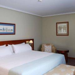 Отель TRYP Madrid Alameda Aeropuerto Hotel Испания, Мадрид - 2 отзыва об отеле, цены и фото номеров - забронировать отель TRYP Madrid Alameda Aeropuerto Hotel онлайн комната для гостей фото 4