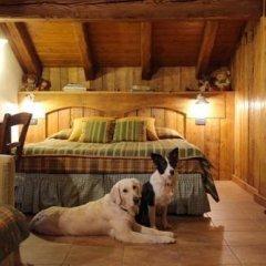 Отель Meublé Della Nouva Грессан с домашними животными