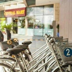 Отель Somerset Vista Ho Chi Minh City спа