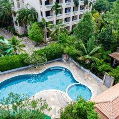 Отель Baan Suan Place Таиланд, Пхукет - отзывы, цены и фото номеров - забронировать отель Baan Suan Place онлайн бассейн
