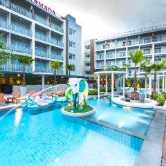 Отель Ramada by Wyndham Phuket Deevana Patong детские мероприятия фото 2