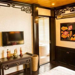 Отель Dragon Legend Cruise удобства в номере