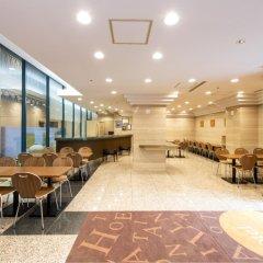 Отель Villa Fontaine Nihombashi Hakozaki Токио питание фото 3