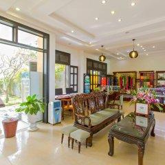 Отель Phu Thinh Boutique Resort And Spa Хойан развлечения