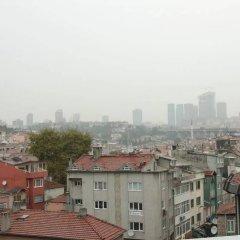 Valeo Hotel Турция, Стамбул - отзывы, цены и фото номеров - забронировать отель Valeo Hotel онлайн балкон