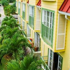 Отель Coco Palm балкон