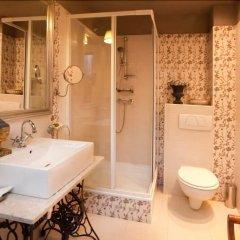 Отель Dwor Giemzow ванная фото 2