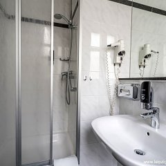 Hotel BIG MAMA Leipzig ванная фото 2