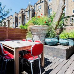 Отель Colourful Cool in Notting Hill Великобритания, Лондон - отзывы, цены и фото номеров - забронировать отель Colourful Cool in Notting Hill онлайн фото 2