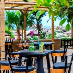 Отель Cavo Maris Beach питание
