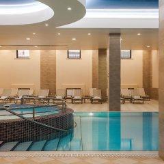 Отель Grand Resort Jermuk Армения, Джермук - 2 отзыва об отеле, цены и фото номеров - забронировать отель Grand Resort Jermuk онлайн бассейн фото 2