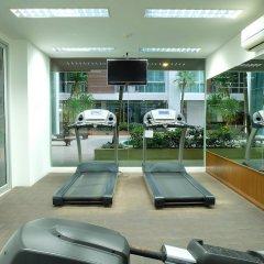 Отель iCheck inn Residences Patong фитнесс-зал фото 3