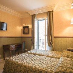 Отель Donatello Италия, Рим - 1 отзыв об отеле, цены и фото номеров - забронировать отель Donatello онлайн сейф в номере