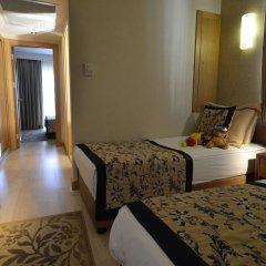 Отель Trendy Aspendos Beach - All Inclusive Сиде комната для гостей фото 5