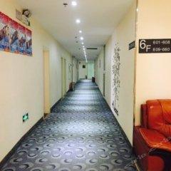 Отель 7 Days Inn Chongqing Fuling Nanmenshan Walk Street Branch интерьер отеля