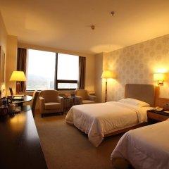 Отель Hualian Китай, Шэньчжэнь - отзывы, цены и фото номеров - забронировать отель Hualian онлайн комната для гостей фото 4