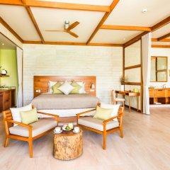 Отель Fusion Resort Phu Quoc Вьетнам, остров Фукуок - отзывы, цены и фото номеров - забронировать отель Fusion Resort Phu Quoc онлайн комната для гостей фото 3