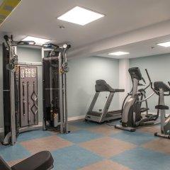 Kubic Athens Smart Hotel фитнесс-зал фото 3
