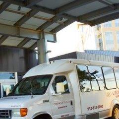 Отель Crowne Plaza Bloomington Msp Airport / Moa Блумингтон городской автобус