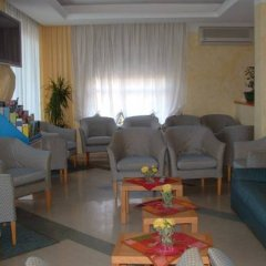 Hotel Nizza интерьер отеля